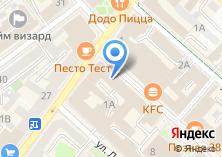 Компания «Уютный дом» на карте