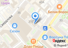 Компания «La-pooff» на карте