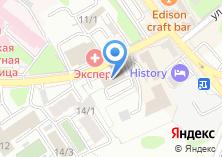 Компания «СК НОРД-ВИНД» на карте