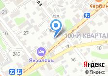 Компания «Тюменские аккумуляторы» на карте