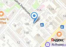 Компания «КАЙФ`ушка» на карте