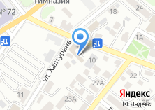 Компания «ФартПлюс» на карте