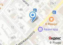 Компания «Ovas» на карте