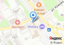 Компания «Русичи» на карте