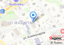 Компания «Опора России» на карте
