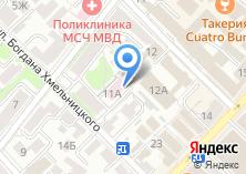 Компания «Медсанчасть ГУВД по Иркутской области» на карте