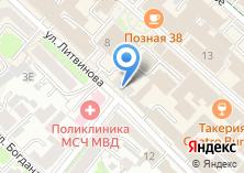 Компания «РАМЭС» на карте