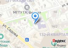 Компания «Иркутский центр научно-технической информации» на карте