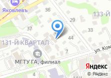 Компания «Scapple.ru» на карте
