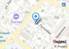 Компания «Гостиница Посохова» на карте