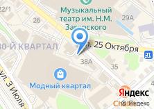 Компания «Пункт охраны общественного порядка по Октябрьскому округу г. Иркутска» на карте