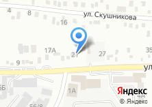 Компания «Кабель Иркутск» на карте