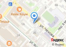 Компания «Салон-парикмахерская на ул. Чехова» на карте