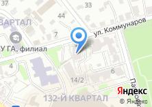 Компания «Театральный квартал» на карте