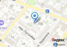 Компания «Медина» на карте