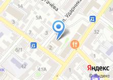 Компания «Военный комиссариат Иркутской области» на карте