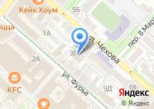 Компания «Alice Street» на карте