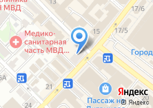 Компания «РЭУ Российский экономический университет им. Плеханова» на карте