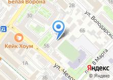 Компания «ДомМакс» на карте