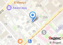Компания «АС Байкал ТВ» на карте