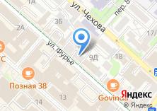 Компания «ЗИП» на карте