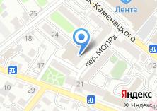 Компания «Банкомат АКБ РОСБАНК Иркутский филиал» на карте