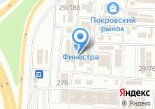 Компания «Сеть магазинов стройматериалов» на карте