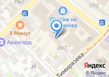 Компания «Сибпромвентиляция» на карте
