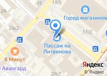 Компания «Tapochki-irk» на карте