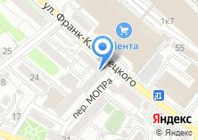 Компания «УАКБ ГринКомБанк» на карте