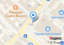 Компания «Markoff» на карте