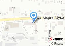 Компания «Банбас-Спа» на карте