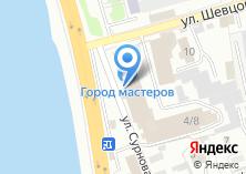 Компания «Стальные системы» на карте