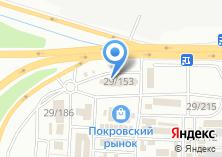 Компания «АВК-Инструмент» на карте