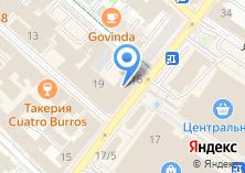Компания «Самоцветы Байкала» на карте