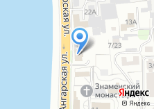 Компания «Интротест-Иркутск» на карте