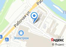 Компания «Среди цветов» на карте