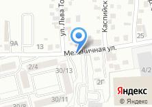 Компания «Автостоянка на ул. Сурнова» на карте
