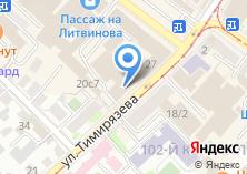 Компания «Опора» на карте