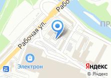 Компания «АлтайСиб» на карте