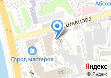 Компания «Востстройтехника» на карте