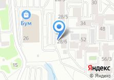 Компания «ВИРТУС-ИРКУТСК» на карте
