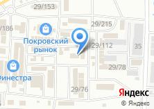 Компания «Энтрада» на карте