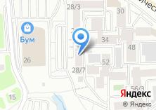Компания «Сервис 1PSRU» на карте