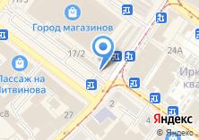 Компания «Российский мех» на карте