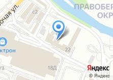 Компания «Иркутскэнерготрейд» на карте