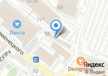 Компания «ПроектСтальКонструкция» на карте