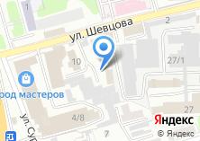 Компания «ГлавСпецСнаб» на карте