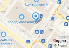 Компания «Бин Банк» на карте