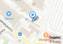 Компания «Смета-центр» на карте